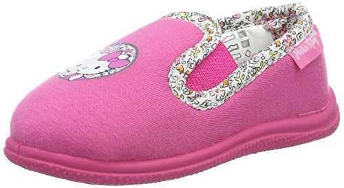 Hello KittyHk Latoya - Pantofole Bambina , rosa (rosa (pink)), 25