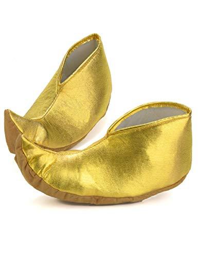 Generique - Sultan-Überschuhe - Sultan Kostüm Schuhe