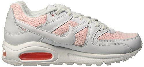 ... Nike Damen Wmns Air Max Command Gymnastik Bianco (White/White/Bright  Mango)