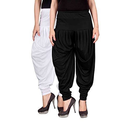 Dhoti pants for women - Culture the Dignity Women's Lycra Dhoti Patiala...