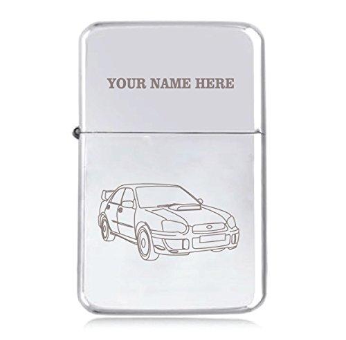 subaru-impreza-wrx-design-personalised-star-windproof-petrol-lighter