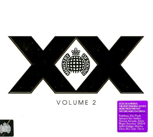 Ministry of Sound; XX Twenty Years