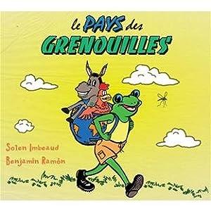 """Afficher """"Pays des grenouilles (Le)"""""""