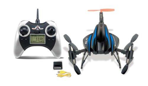 Torro Ufo Quadcoper Tricopter Scorpion 6-Achsen Gyro 4-Kanal Farbe Blau
