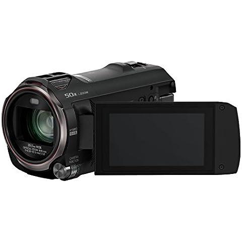 Panasonic HC-V777EG-K - Videocámara Full HD 1080p (pantalla de 3