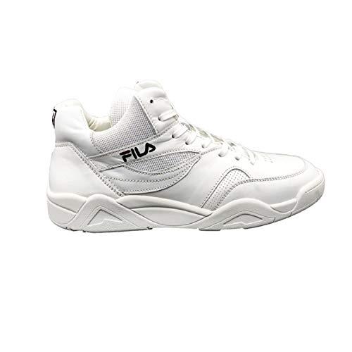 Fila Pine L CB Mid Schuhe White