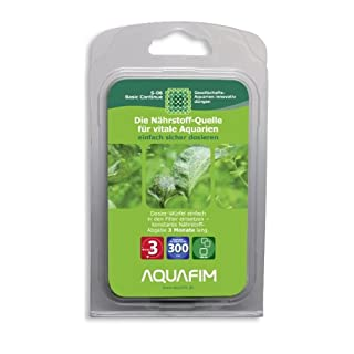 Aquafim S-06 Basic Continue bis 300 L 3 Monate Aktive Zeit