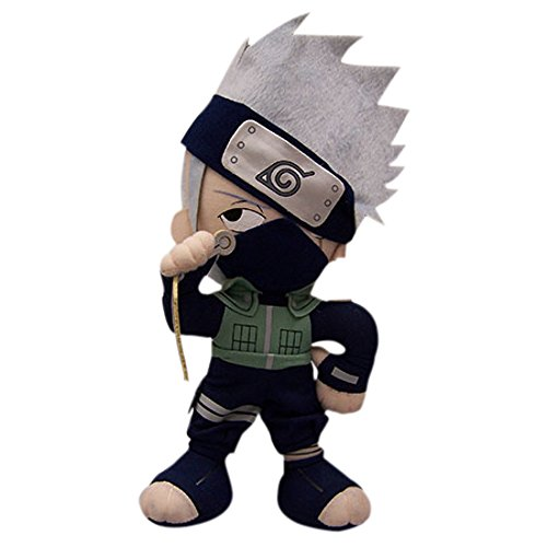 Great Eastern Naruto Shippuden Kakashi 20,3 cm Plüsch Ge Video