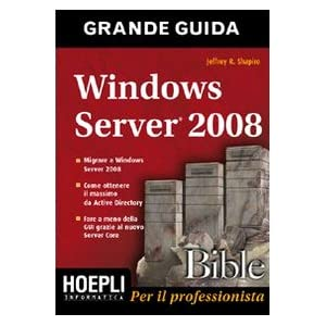 Windows Server 2008. Bible