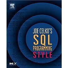 ({JOE CELKO'S SQL PROGRAMMING STYLE}) [{ By (author) Joe Celko }] on [May, 2005]