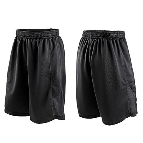 Hippolo Short pour homme Football Course à Pied Gym Active Sports Wear respirant XXXL
