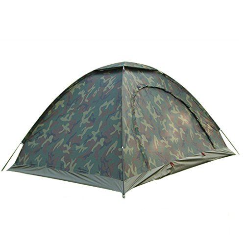 NIHE Outdoor Tarnung portable 2-Gang-Automatik offenes Zelt Outdoor-Camping-Reise Camping...