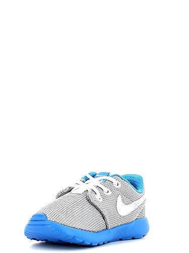 Nike - Roshe One (Ps/td), - Unisex – Bambini grey - blue - white