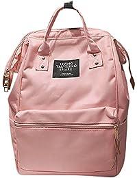 Amazon.it  Rosa - Borse a zainetto   Donna  Scarpe e borse c570b52f5f7