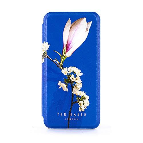 Ted Baker® LAYYLI Flip-Back Folio Etui Kompatibel mit Apple iPhone SE/iPhone 5 / 5S (4.0