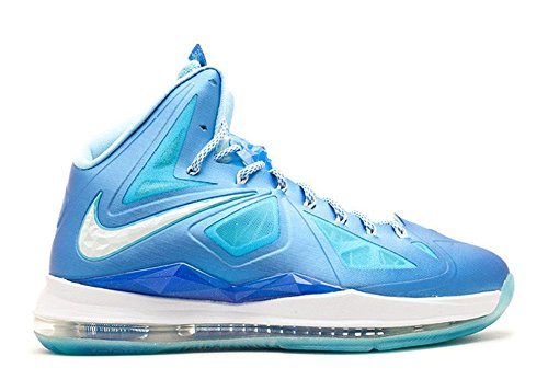 Lebron 10 'Blue Diamond (Without Sport Pack)' - 598360-400 - Size 45-EU