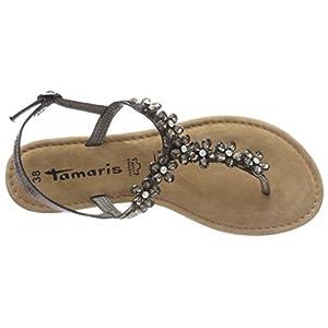 Tamaris Zehentrenner Silber