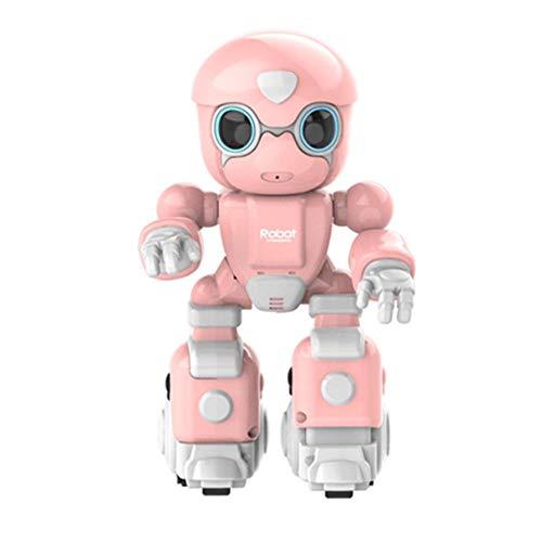 (Intelligente Roboter-Fernbedienung Smart Dancing Vocal Toy Intellektueller Wachstumsroboter)