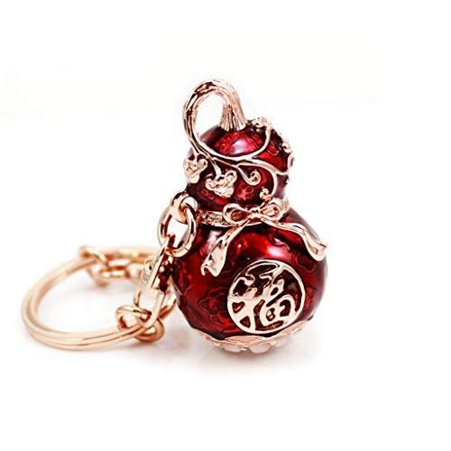 CQ Auto Keychain Korean Anhänger Kürbis Schlüsselanhänger Geburtstag Weihnachten Valentinstag Kreatives Geschenk für Freundin