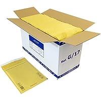G7 100 coussin d'air pochettes d'expédition marron dIN a4