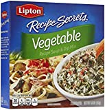 Lipton Vegetable Recipe Soup and Onion Dip Mix - Best Reviews Guide