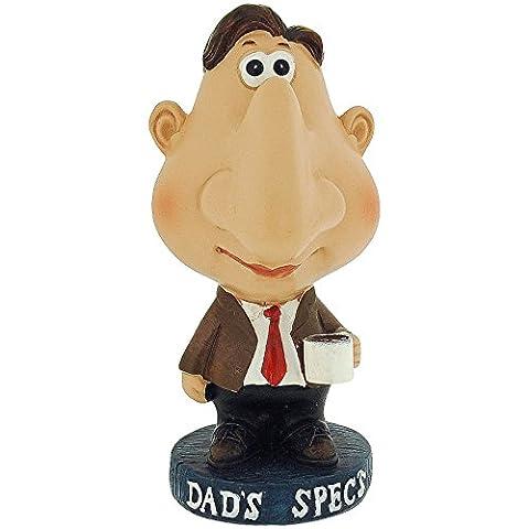 SHJ Comic Novelty Special Dad Specs/Eyeglass Holder Ornament SC851