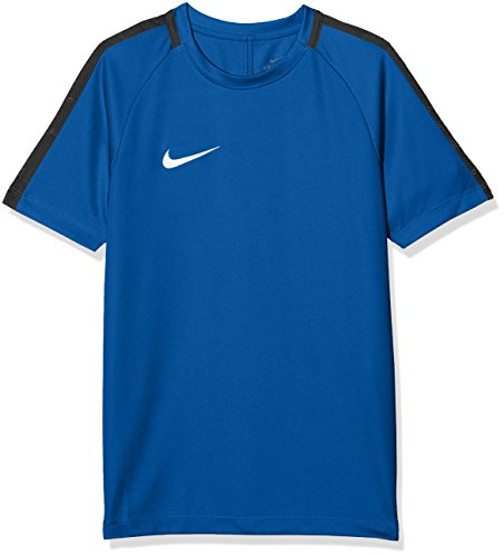 Nike Kinder Dry Academy 18 T-Shirt, blau (Royal Blue/Obsidian/White), XL - Nike Blaues T-shirt