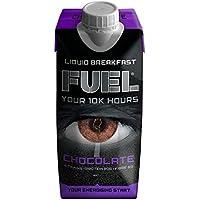 Fuel El Chocolate Bebida Del Desayuno 330ml (Paquete de 6)