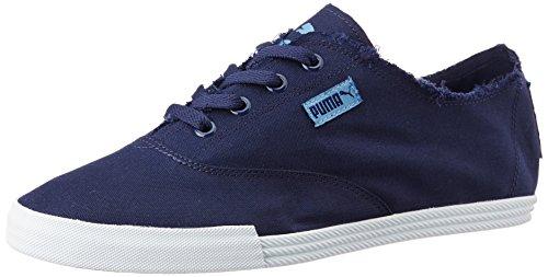 Puma Men's PumaStreetsalaDP Peacoat and Blue Heaven Sneakers - 6 UK/India (39 EU)