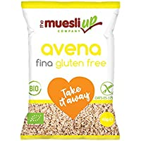 The Muesli Up, Avena y gacha de avena - 675 gr.