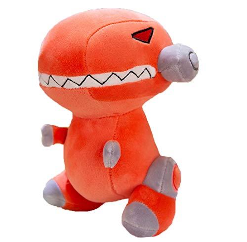 Kostüm Panda Bär Hunde Für - WYBL Leistungsstarke Maschine Dinosaurier Monster Puppe Halloween Weihnachten Geburtstagsgeschenke für Jungen Mädchen Kinder 20cm rot