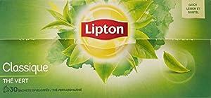 Lipton Thé Vert Classique x30 Sachets 40g