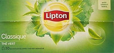 Lipton Thé Vert Classique x30