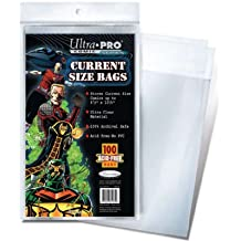 Comic Bags Current Size (100 ct.) [Import allemand]