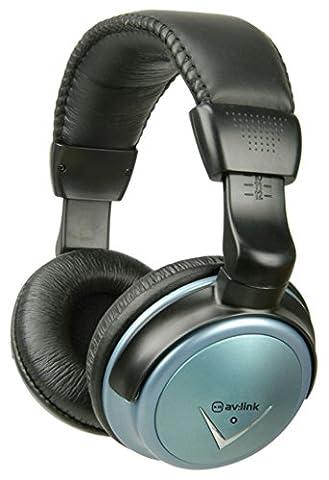 : AV: lien professionnel casque avec contrôle du volume