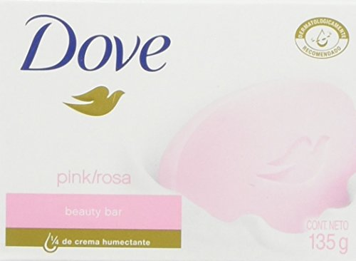 Dove Pink Beauty Cream Bar 4.75 Oz / 135 Gr (Pack Of 4)