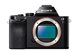 Sony A7 Full-frame 24.3 Mp Interchangeable Digital Lens Camera - Body Only