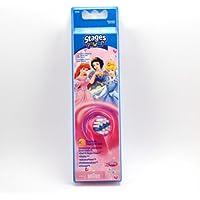 Oral-B - Stages Power -Cabezales - Pack de 3 Princesas Disney