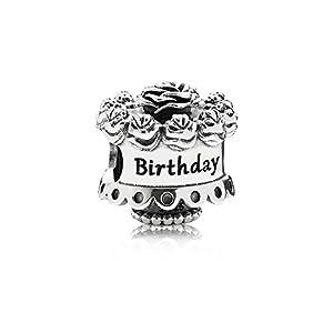 Pandora Charm Happy Birthday