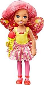 Mattel DVM90 muñeca - Muñecas, Femenino, Chica, 3 año(s), Fairy, De plástico