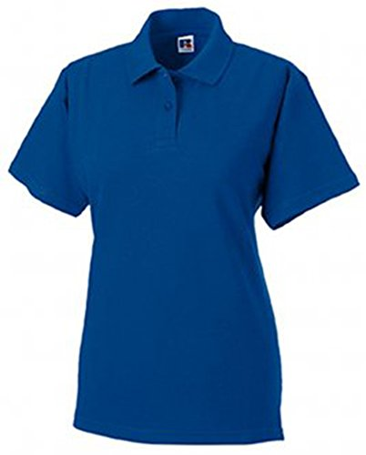 Jerzees - Polo -  Femme Multicolore - Bright Royal