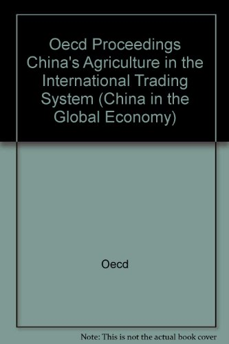 China's Agriculture in the Internati...
