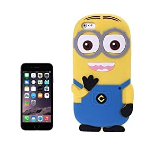 Go Crazzy Despicable Me Minion Back Case For Apple iPhone 6 (Multi)