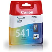 CL-541 Colour Original Canon Printer Ink Cartridge - Canon 541 for Canon Pixma MG2150, MG2250, MG3150, MG3250, MG4150, MG4250, MX375, MX435, MX515,