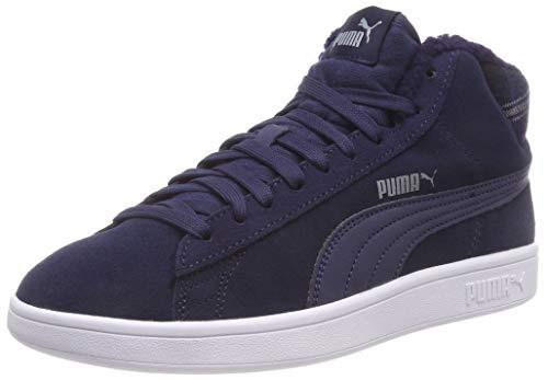 Puma Unisex-Erwachsene Smash V2 Mid WTR Sneaker