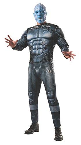 Spider-Man Electro Kostüm für Herren - (Man Electro Spider Kostüme)