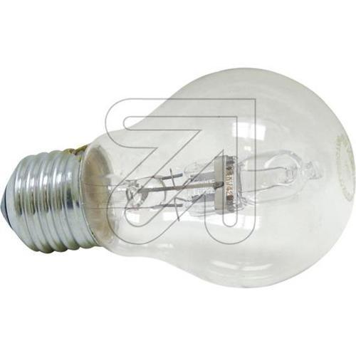 Osram Halogen-Lampe, Classic A, E27-Sockel, Dimmbar, 57 Watt - Ersatz für 75 Watt, Warmweiß - 2800K