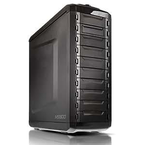 Zalman MS800 Boîtier PC Format ATX USB Noir