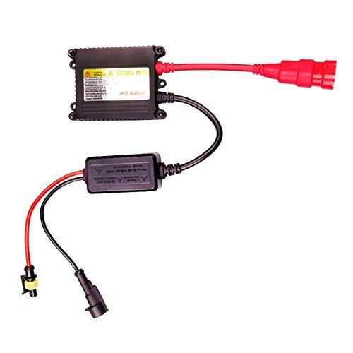 GR Voiture Auto Universal Remplacement Mince Démarrage Rapide HID Xenon Lumière Ballast Courant Actuel pour Toutes Les Bases De L'ampoule Tailles 35 W 12 V