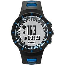 Suunto Quest Blue - Reloj deportivo (Dot-matrix, 42,7 x 42,7 x 13,2 mm, 40g, Negro, Azul, Incorporado, -20 - 60 °C)